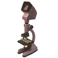 顕微鏡セット 自由研究 学習 セレクト顕微鏡 セレクト45 ミザールテック プレパラート付
