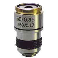 対物レンズ 60X ミザールテック 対物レンズ 顕微鏡 観察 拡大 実験