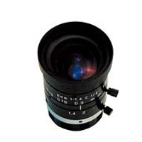 エヌエスライティング 25mm F1.4 2/3型サイズカメラ用 メガピクセルCCTVレンズ MV2514N