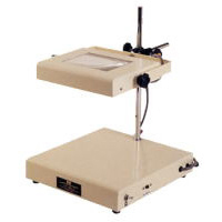 照明拡大鏡 ベーシックタイプ式 OSL-2 [4倍] オーツカ光学 拡大鏡 照明拡大鏡 ルーペ 検査 趣味