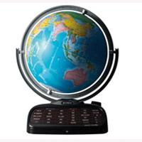 しゃべる地球儀 パーフェクトグローブ [PERFECT GLOBE] 世界の情報を音声でおしゃべり