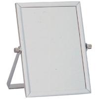 アネシー アルミニウムスタンドミラー Sサイズ AN-005 パラデック Annecy Aluminium Stand Mirror 鏡 卓上 ミラー 卓上ミラー スタンドミラー
