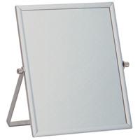 アネシー アルミニウムスタンドミラー Lサイズ AN-007 パラデック Annecy Aluminium Stand Mirror 鏡 卓上 ミラー 卓上ミラー スタンドミラー