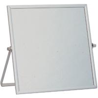 アネシー アルミニウムスタンドミラー LLサイズ AN-008 パラデック Annecy Aluminium Stand Mirror 鏡 卓上 ミラー 卓上ミラー スタンドミラー