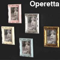 オペレッタ ヴィンテージ フォトフレーム Mサイズ Operetta Vintage Photo Frame フォトフレーム 写真立て ヴィンテージ塗装仕上げ インテリア 雑貨
