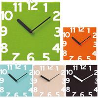 トルノ フェルト ウォールクロック 時計 掛け時計 クロック 雑貨