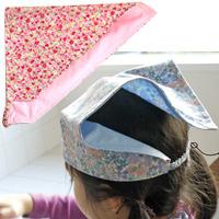 ルプル キッズ 三角巾 子供用三角巾 エプロン キッチン