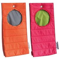 プラスチックバッグディスペンサー Sサイズ レジ袋 収納 バッグ マグネットプレッソアプント