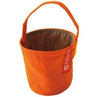 ハンガーバケット Sサイズ オレンジ カテバ ゴミ箱 ごみ箱 小物入れ