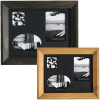プノ マンゴーウッドフレーム ブラックボードフォトフレーム Sサイズ フォトフレーム 写真立て フレーム 木製 ミニ 黒板