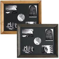 プノ マンゴーウッドフレーム ブラックボードフォトフレーム Lサイズ フォトフレーム 写真立て 木製 ウッドフレーム