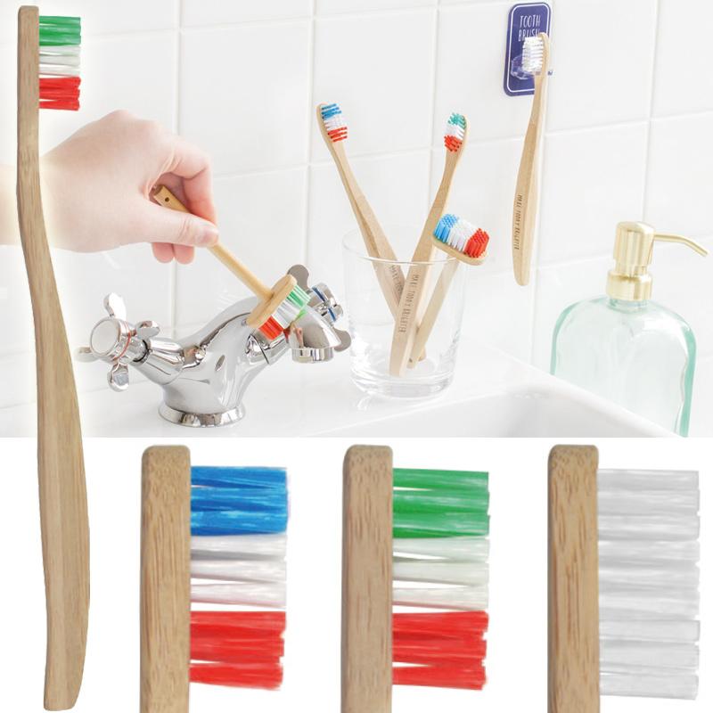 プレンツ[Plentz] ハブラシ Paladec 歯ブラシ 日用品 雑貨 掃除 おしゃれ かわいい 竹 自然素材 生活用品 洗面所 キッチン