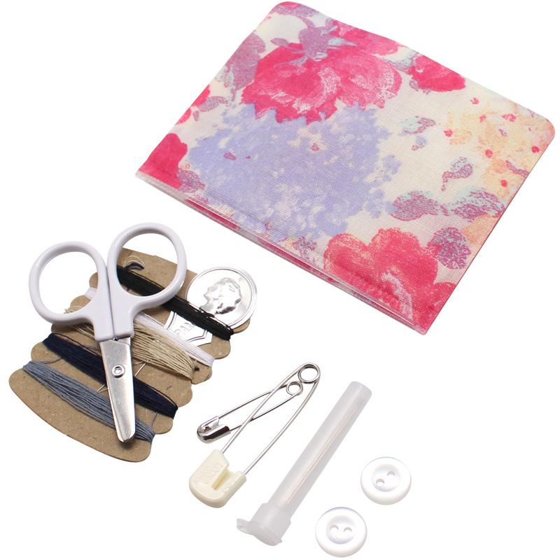 ソーイングセット 大人 おしゃれ フローラ 携帯 女の子 ミニ 裁縫セット かわいい 人気
