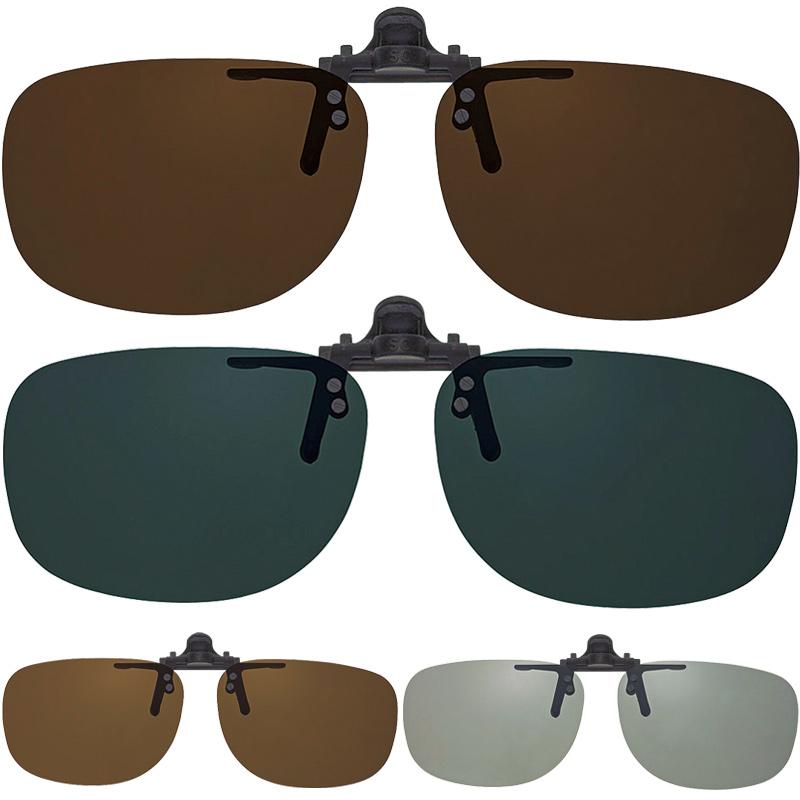 SHADE CONTROL シェードコントロール SC-02 小型レンズのフレーム向け サングラス UVカット 偏光 メガネ 取り付けタイプ クリップ ドライブ アウトドア