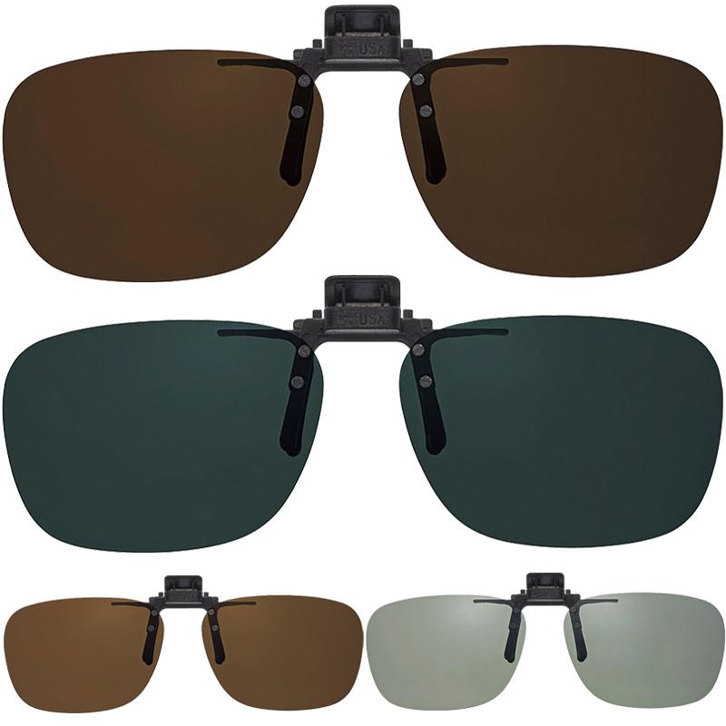 SHADE CONTROL シェードコントロール SC-04 サングラス UVカット 偏光 メガネ 取り付けタイプ クリップ ドライブ アウトドア