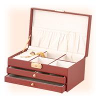 ジュエリーボックス リビングボックス ジュエリーケース ジュエリーボックス 宝石箱 アクセサリー 収納 ロジエ Rosier ロジエ Rosier