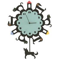 ウォールクロック いろ アイ 掛け時計 時計 人気 ロジエ 高島屋 ギフト インテリア 雑貨 かわいい ロジエ Rosier ロジエ Rosier
