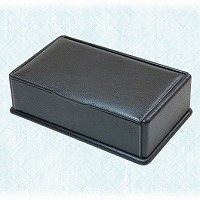 メンズボックス メンズレザー 革製 革製 ケース 時計入れ アクセサリーBOX ロジエ Rosier