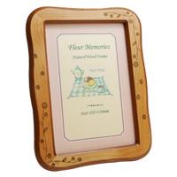 フォトフレーム(ポストカード)  写真立て 写真入れ フォトフレーム 木製 ポストカードサイズ ロジエ Rosier