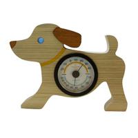 イヌくん温湿計 ユニークギフト 日本製 温湿計 プレゼント ギフト かわいい 犬 いぬ わんこ ドッグ dog ロジエ Rosier