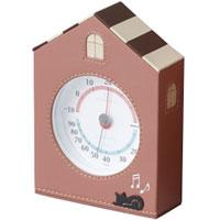 温湿度計 ショコラ 温湿計 プレゼント ギフト かわいい ロジエ Rosier ロジエ Rosier