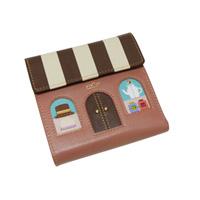 半財布 アトリエ ショコラ 財布 牛革製 レザー かわいい ロジエ Rosier