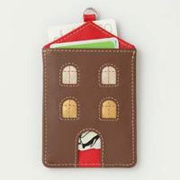 ハウスパスケース アトリエ 高島屋 ギフト プレゼント 革製 革小物 パスケース 定期入れ ロジエ Rosier