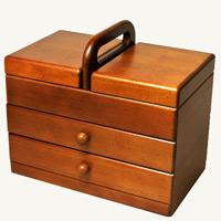 ソーイングボックス リビングボックス ソーイングボックス 裁縫箱 ロジエ 高島屋 ギフト プレゼント ケース 小物いれ 贈り物に最適
