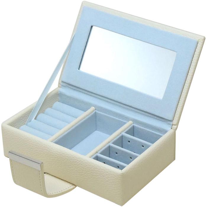 ジュエリーケース かわいい おしゃれ ギフト プレゼント 宝石箱 ジュエリーボックス アクセサリーケース 小物入れ ロジエ Rosier