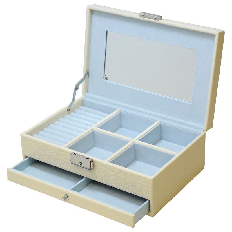 ジュエリーボックス かわいい おしゃれ ギフト プレゼント 宝石箱 アクセサリーケース 小物入れ ロジエ Rosier