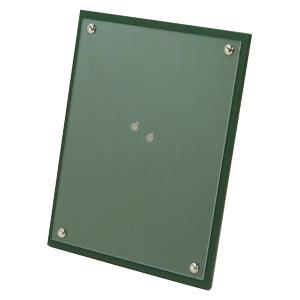 カラーボードフレーム[グリーン] 写真立て 雑貨 インテリア おしゃれ ギフト プレゼント ロジエ Rosier