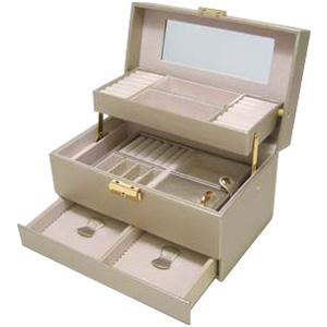 ジュエリーボックス[ゴールド] ロジエ 宝石箱 アンティーク 雑貨 インテリア おしゃれ ギフト プレゼント