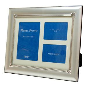 フォトフレーム[六つ切] ロジエ 写真立て アンティーク 雑貨 インテリア おしゃれ ギフト プレゼント