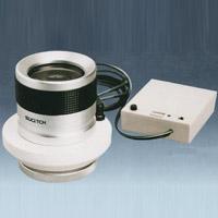 大型ミクロメーターセット TS4-5.9LEDLC TS-3-LED/TS-8L-LLCのセット 拡大 虫眼鏡 虫めがね メモリ付きルーペ