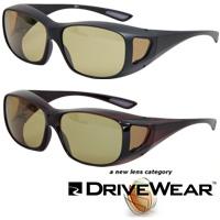 調光 偏光サングラス オーバーサングラス SH-08 ハードケース付 [ドライブウェア] 偏光グラス スポーツ ゴルフ 釣り ドライブ UV カット 紫外線