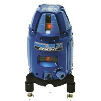 レーザー墨出し器 小型 レーザーロボファイン 77466 Fine 31BRIGHT シンワ測定 ロボファイン レーザー墨出し器 シンワ 77466