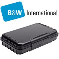 OUTDOOR CASES TYPE200/B BW0001 サイトロンジャパン ハードケース アウトドアケース 防水 防塵