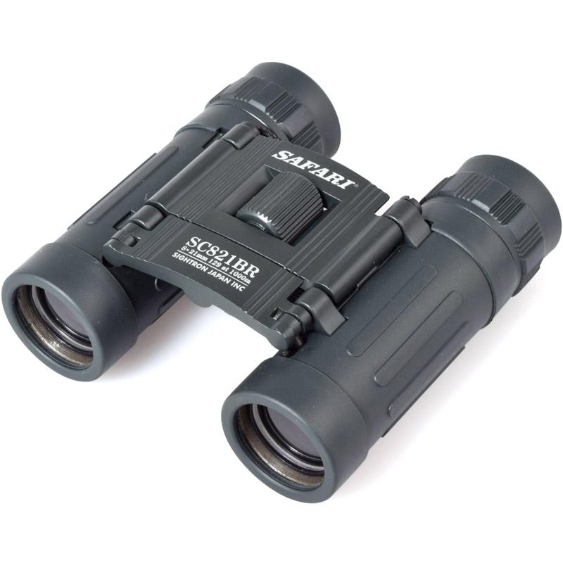 サイトロン ミリタリー双眼鏡SAFARI SC821BR SIGHTRON 8倍 21mm 軍用 ドーム コンサート ライブ アウトドア