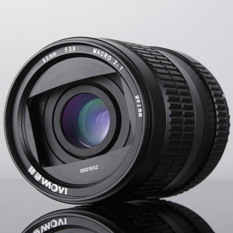 一眼レフ カメラ 交換レンズ 60mm F2.8 2倍 単焦点レンズ ウルトラ マクロレンズ マクロ 接写 APS-C LAOWA