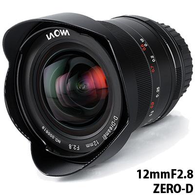 一眼レフ 交換レンズ 超広角レンズ 単焦点レンズ LAOWA 12mm F2.8 ZERO-D カメラ 風景 ポートレート 建築 インテリア 星景写真 天体