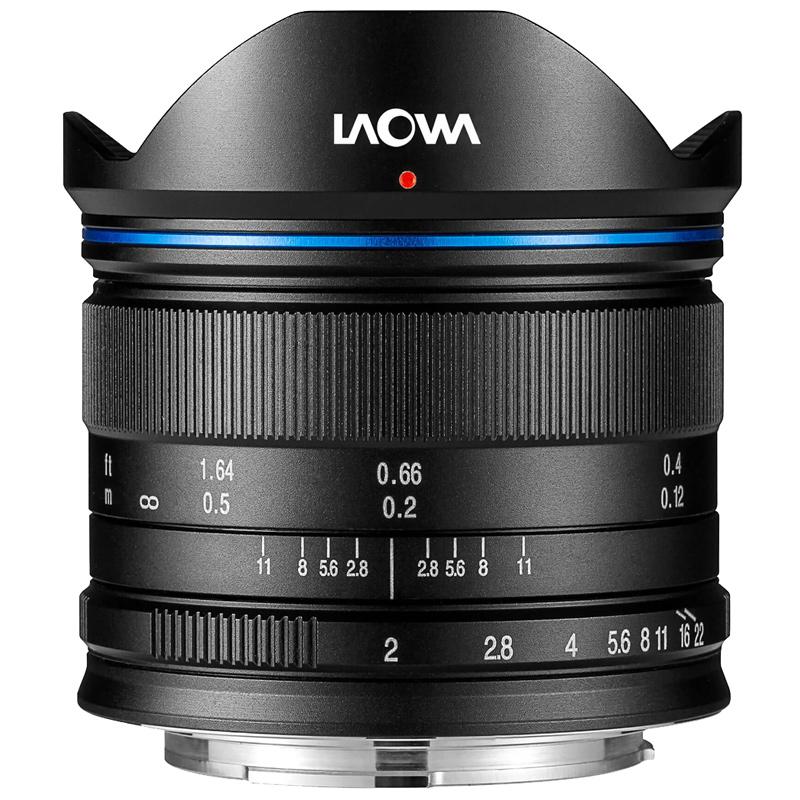 超広角レンズ LAOWA 7.5mm F2 MFT マイクロフォーサーズ用 LAO0022