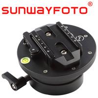 レべリングベース DYH-120TRO SF0037 SUNWAYFOTO  サンウェイフォト アルカスイス対応