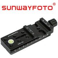 スライダー MPレイル スクリュー ノブ付 DMP-100 SF0041 SUNWAYFOTO  サンウェイフォト アルカスイス対応