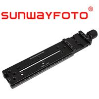スライダー MPレイル スクリュー ノブ付 DMP-200 SF0045 SUNWAYFOTO  サンウェイフォト アルカスイス対応