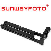 スライダー MPレイル スクリュー ノブ付 DMC-200 SF0044 SUNWAYFOTO サンウェイフォト アルカスイス対応