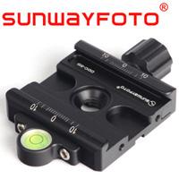 スクリューノブ・クランプ DDC-50i SF0128 SUNWAYFOTO  サンウェイフォト アルカスイス対応