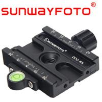 スクリューノブ・クランプ DDC-60i SF0129 SUNWAYFOTO  サンウェイフォト アルカスイス対応
