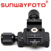 ミニ・クランプ MCP-01 SF0097 SUNWAYFOTO  サンウェイフォト アルカスイス対応