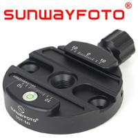 円形クランプ [New] DDY-64i SF0032 SUNWAYFOTO  サンウェイフォト アルカスイス対応