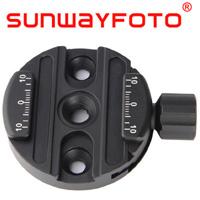 円形クランプ [New] DDY-58 SF0033 SUNWAYFOTO  サンウェイフォト アルカスイス対応